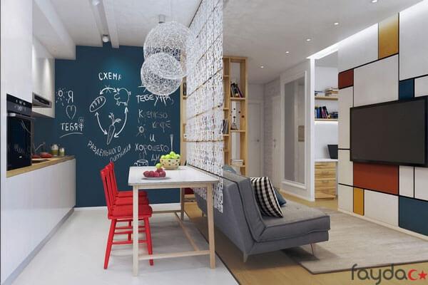 studyo-daire-dekorasyon-fikirleri
